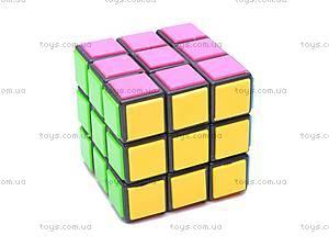 Игрушка - головоломка «Кубик Рубика», 588-6, отзывы