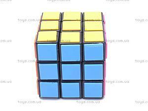 Игрушка - головоломка «Кубик Рубика», 588-6, цена