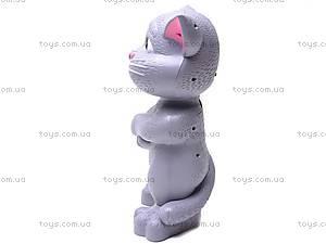 Игрушка говорящий кот Том, 9999, фото