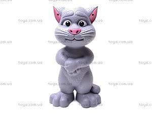 Игрушка говорящий кот Том, 9999