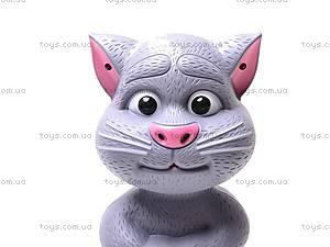 Игрушка говорящий кот Том, 9999, игрушки