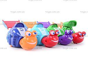 Игрушка инерционная «Улитка-Турбо», 315, игрушки