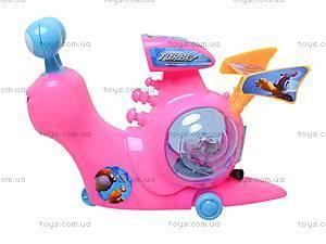 Игрушка инерционная «Улитка Турбо», 818, детские игрушки