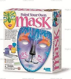 Игрушка из гипса «Сделай маску», 04544