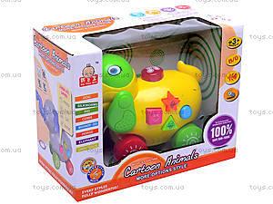 Игрушка-каталка, музыкальная, 3005/06/07/08, магазин игрушек