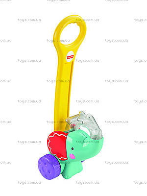 Игрушка-каталка «Слонёнок» Fisher-Price, Y8651