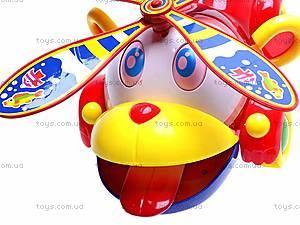 Игрушка - каталка «Вертолет», 344, игрушки