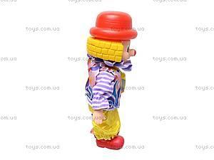 Игрушка «Клоун», CF-001, отзывы