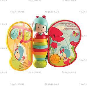 Игрушка-книжка «Поющая бабочка Мими», 61071