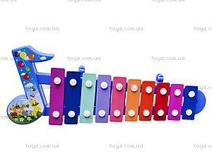 Игрушка «Ксилофон», 3057, игрушки