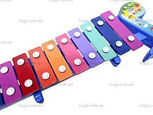 Игрушка «Ксилофон», 3057, детские игрушки