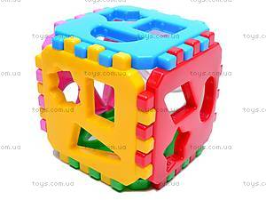 Игрушка-куб «1+1», 1899, цена