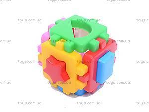 Игрушка-куб «Веселая компания», 1950