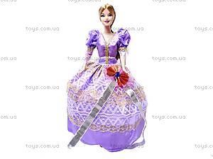 Игрушка «Кукла», с аксессуарами, 9839, фото