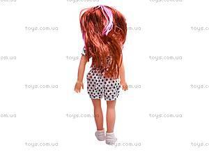 Игрушка-куколка для девочек, 8249D, фото