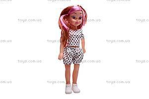 Игрушка-куколка для девочек, 8249D, отзывы