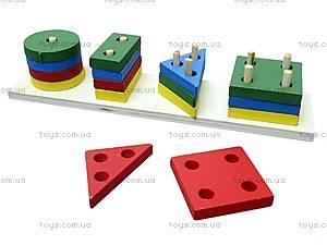 Игрушка-логика «Геометрия», 2307-8, цена