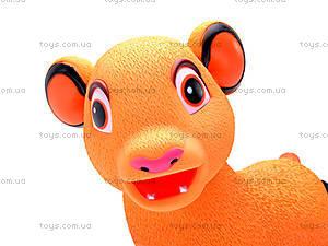 Игрушка «Львенок», 0196A (736680, фото