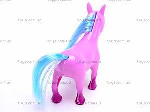 Игрушка маленькая пони, 800-1, фото