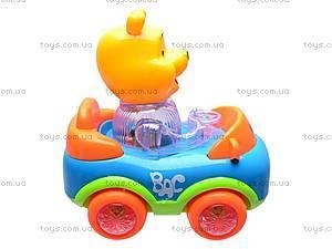 Игрушка «Машина с Мишкой», 820, отзывы