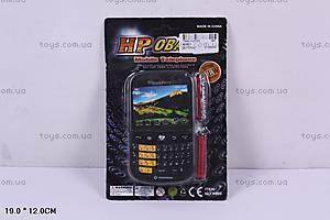 Игрушка «Мобильный телефон», 9000В