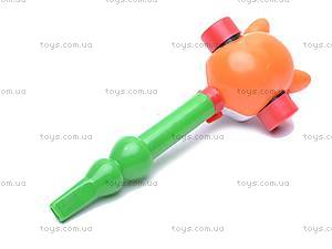 Игрушка «Молоточек-свисток», 0625А, фото