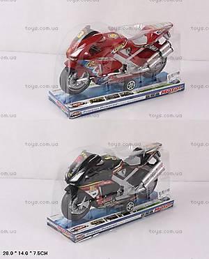 Игрушка «Мотоцикл», инерционная, 6658/59
