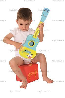 Игрушка «Моя первая гитара», 5011, купить