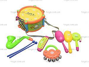 Игрушка «Музыкальные инструменты», 3366-14, игрушки
