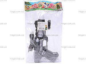Игрушка «Музыкальный пистолет», 0033A, купить
