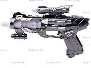 Игрушка «Музыкальный пистолет», 0033A