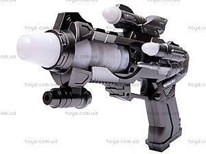 Игрушка «Музыкальный пистолет», 0033A, отзывы
