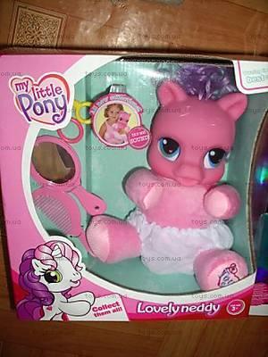 Игрушка My Little Pony, с аксессуарами, 6002