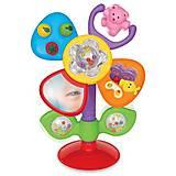 Игрушка на присоске «Цветик», 051185, фото