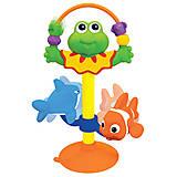 Игрушка на присоске «Лягушка», 047829