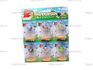 Игрушка на пружинке Angry Birds, 178-1
