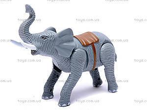 Игрушка на управлении «Слон», 81386, фото
