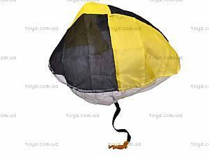 Игрушка парашютист, AX1008-36, магазин игрушек