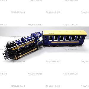 Игрушка «Паровоз с вагоном», CT10-038