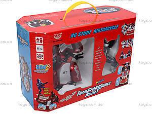 Игрушка-перевертыш «Мотоцикл», SY3803-60A, купить