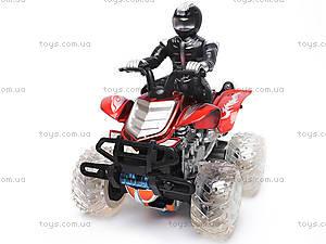 Игрушка-перевертыш «Мотоцикл», SY3803-60A, детские игрушки