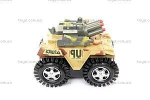 Игрушка-перевертыш «Танк», 160, игрушки