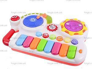 Игрушка-пианино «Маленький диджей», 5022, отзывы