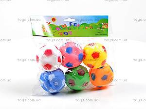Игрушка-пищалка «Футбольный мячик», 810