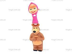 Игрушка - пищалка «Маша и Медведь», 8899-1, купить