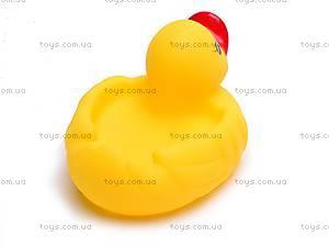 Игрушка-пищалка «Утка с утятами», 9501, купить