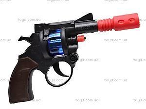 Игрушка «Пистолет», для пуль-пистонов, TKP-007B8-2, игрушки