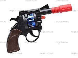 Игрушка «Пистолет», для пуль-пистонов, TKP-007B8-2, детские игрушки
