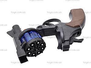 Игрушка «Пистолет», для пуль-пистонов, TKP-007B8-2, toys.com.ua