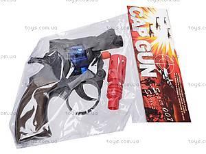 Игрушка «Пистолет», для пуль-пистонов, TKP-007B8-2